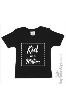 "T-shirt bimbo ""Kid in a million"""