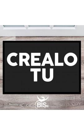 Zerbino personalizzabile con testo e immagine