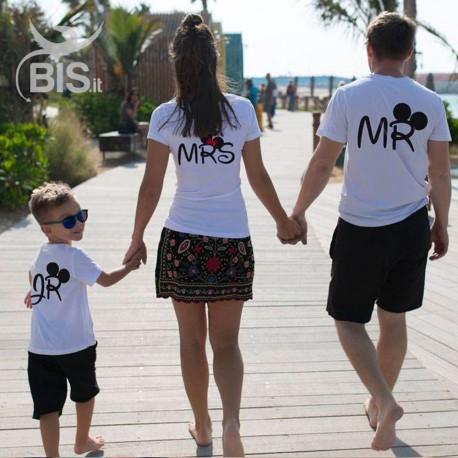 coordinato famiglia jr mr mrs