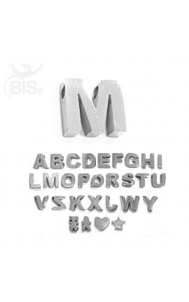 "Charms lettere e simboli, linea ""Made by Me"""