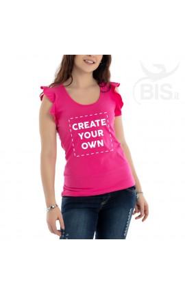 "Women's T-Shirt ""Create your Own"""