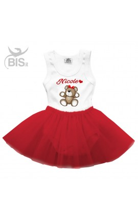 "Personalized Summer Tutu Dress ""Create your own"""