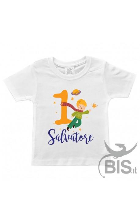 LITTLE PRINCE kids birthday t-shirt