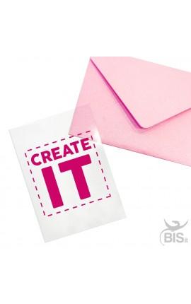 """Kit 10 pezzi """"Inviti e Partecipazioni"""" da personalizzare per i tuoi eventi"""