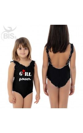 "Girl's One Piece Swimsuit ""WaterMelon"""