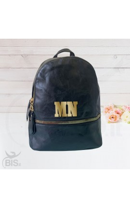 """Sport bag"" zaino in ecopelle da personalizzare"