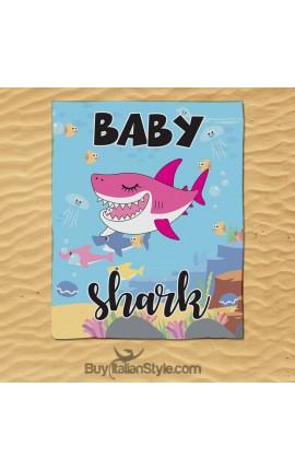 Telo mare BABY SHARK