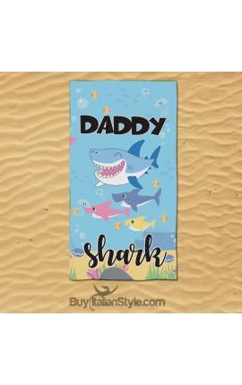Telo mare DADDY SHARK