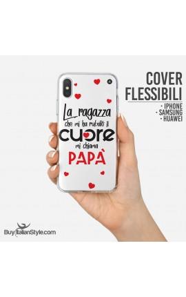 """Cover """"La ragazza che mi ha rubato il cuore mi chiama Papà"""""""""""