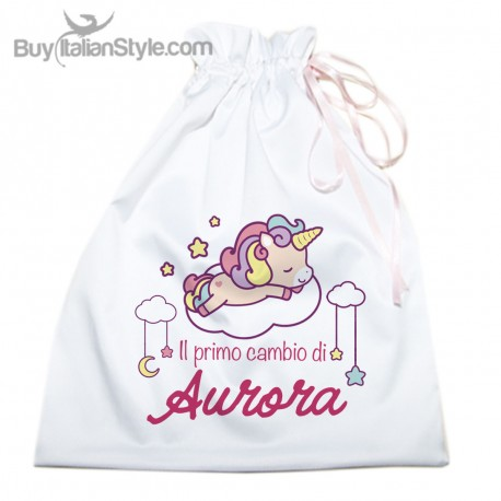 """Personalized First Change Bag """"Little Prince"""""""