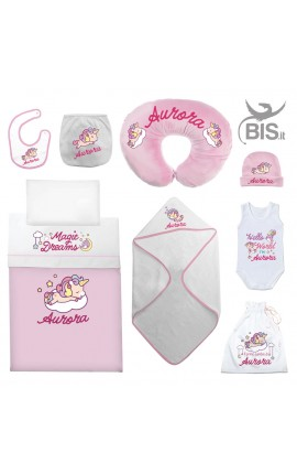 Newborn set Baby Unicorn