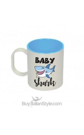 """Tazza di plastica infrangibile """"Baby shark"""""""
