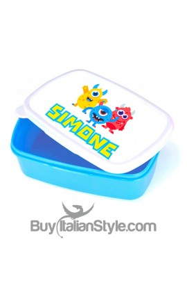 """Lunch box and Snacks """"Baby Shark"""""""