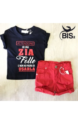 Outfit Zia Folle