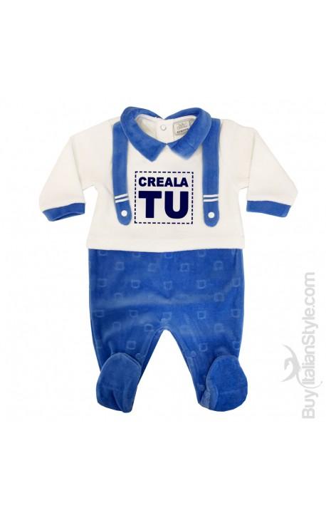 Newborn Chenille Bodysuit to customize