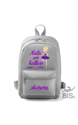 "Personalized Backpack  MINI ""Simplex"" Unicorn"