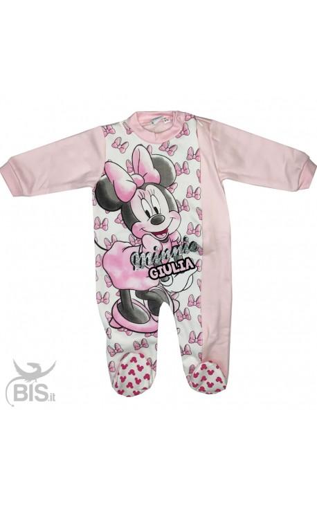 """Winter newborn pajamas """"Minnie"""""""