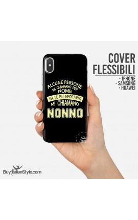 Cover IPHONE 5 PERSONALIZZABILE con il proprio testo