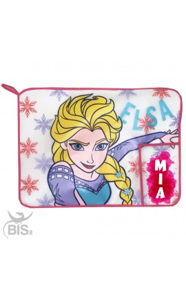 "Plastic Placemat ""Frozen"", customizable with name"
