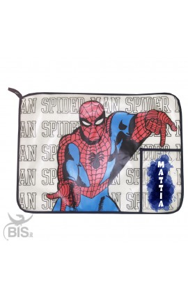 "Placemat ""Spiderman"", customizable with name"