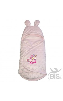 "Personalized Sleeping Bag ""Little Bear"""