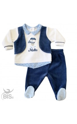 "Newborn Outfit ""Penguin"" themed, to customize"