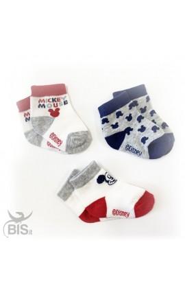 Kit Socks Michey Mouse