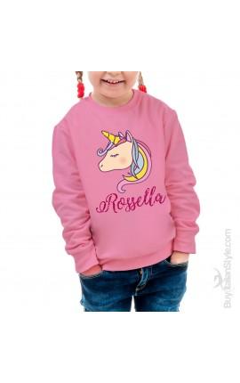New Year kid's Sweatshirt