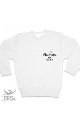 Customizable Sweatshirt with text and photo