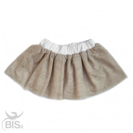 Tulle tutu skirt for babies and toddlers