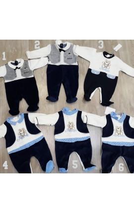 Tutine neonato invernali personalizzate OUTLET