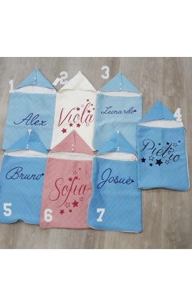 Customizable Blankets - OUTLET category