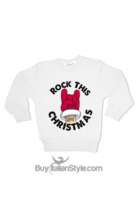 """Felpa bimbo """"Rock this christmas"""""""
