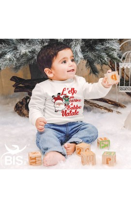"Little Boy/Girl Sweatshirt ""Christmas is a time to love"""