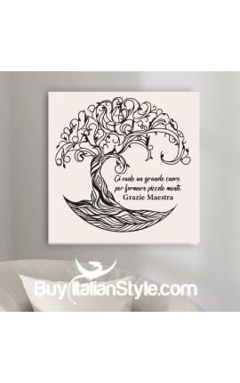 "Customizable Photo-Painting ""Tree of life"""