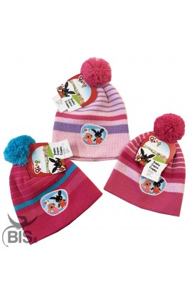 BING winter baby hat