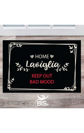 Doormat / indoor rug to customize with family' surname
