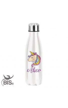 Customizable thermal bottle