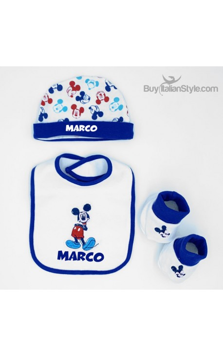 Mickey Mouse Kit, 3 pieces to customize