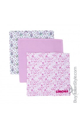 """Dressing Squares """"Minnie + name"""", Disney Collection"""