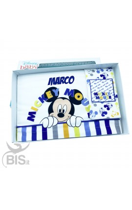 """Mckeey Mouse"" set of sheets, to customize"
