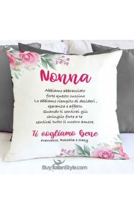 Federe cuscino da personalizzare