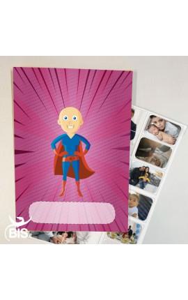 Album di Figurine personalizzabile per la mamma, la nonna, la zia o chi vuoi tu
