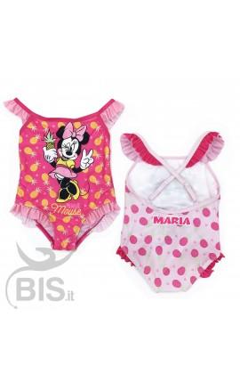 """Costume intero bimba """"Disney"""" da personalizzare con nome"""