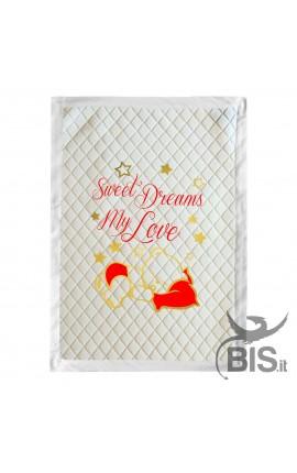 "Winter Blanket ""Sweet Dreams, my love"""