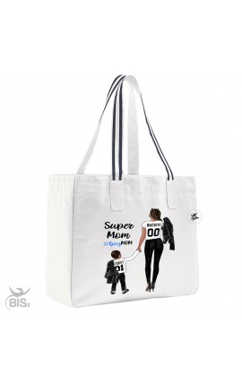 Personalized Sea Bag Initials