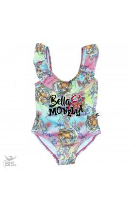"""Costume intero effetto lurex """"Fantasy Bella&Monella"""""""