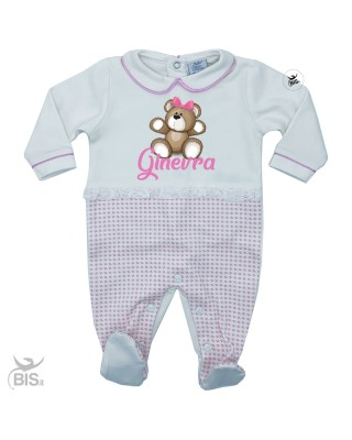 Tutina neonata caldo cotone...