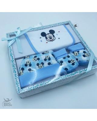 "Kit 3 pezzi ""Mickey Mouse""..."