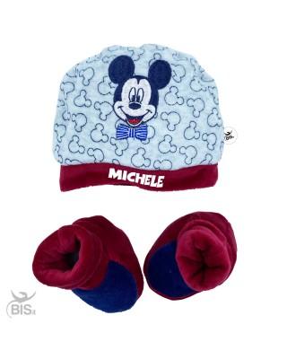 Kit cappellino e scarpine...